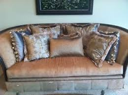 Marge Carson Sofas by Marge Carson Designer Iris Sofa For Sale Ebay