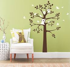 compare prices on koala wall art online shopping buy low price super koala bird on tree wall decor vinyl decal kids baby removable nursery sticker butterfly house