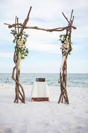 wedding arches coast best 25 driftwood wedding ideas on driftwood