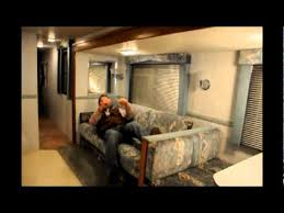fleetwood travel trailer floor plans terry http 1995 fleetwood terry 34p travel trailer or park model youtube