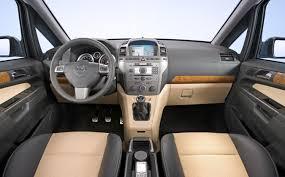 opel zafira 2008 характеристики автомобиля минивэн family opel zafira 2008 2016г