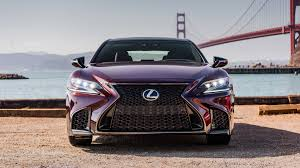 lexus is f sport 2018 2018 lexus ls 500 f sport 4k 3 wallpaper hd car wallpapers