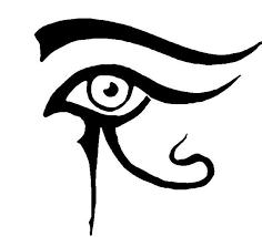 eye of horus stencil tattoos book 65 000 tattoos designs