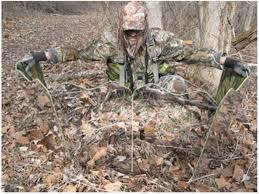 Ghost Hunting Blinds Blind 6 Pannel Runner