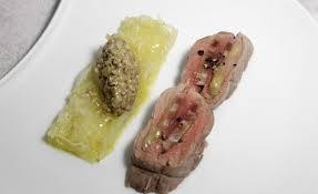 cuisiner le roti de porc de rôti de porc orloff par alain ducasse
