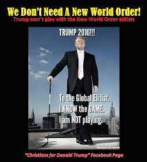 New Meme Order - christians for donald trump facebook page memes christians for