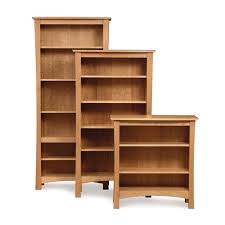 solid wood bookcases high quality handmade cherry walnut