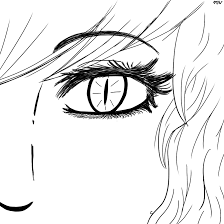 mooshu u0027s half human and cat face sketch by megnrox15 on deviantart