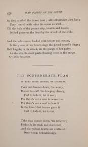 Confederate Flag Mean Literature Of The American Civil War Digital Collections For The