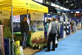 ready for day two at the home expo goldstream news gazette