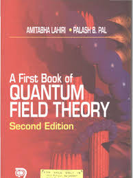 lahiri and pal a first book of quantum field theory 2nd ed gauge