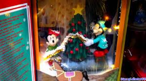 Disney Musical Christmas Tree Musical Disney Book Mickey U0026 Minnie Christmas 2011 Youtube