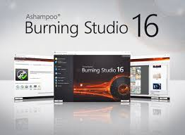 ashampoo burning studio 16 overview