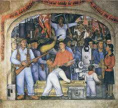 Diego Rivera Rockefeller Center Mural Controversy by Art Gallery Diego Rivera 1886 1957 Mexican Painter
