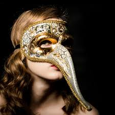 online buy wholesale venetian masquerade masks long nose from