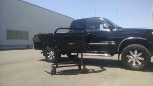 2006 toyota tundra rear bumper 2000 2006 toyota tundra plate hybrid bumper metal fab