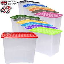 Large Clear Storage Containers - the 25 best large plastic storage boxes ideas on pinterest