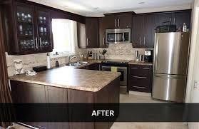 refinishing oak kitchen cabinets before and after how refinish kitchen cabinets refinishing oak kitchen cabinets
