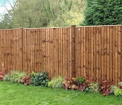 closeboard dark brown fence panel from grange gardensite co uk