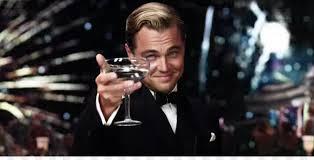 Hollywood Meme - jay gatsby leonardo dicaprio the great gatsby hollywood meme