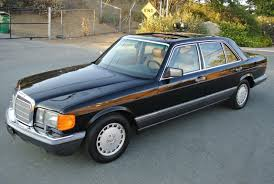 mercedes 560sel 1990 mercedes 560sel w126 saloon 1 owner 91k orig w 126