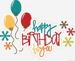 background happy birthday message