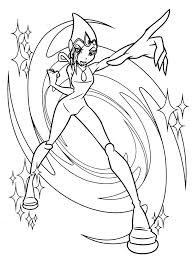 23 best winx club coloring pages images on pinterest coloring