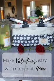 Valentine S Dinner At Home by Make Valentine U0027s Easy With A Dinner At Home Blissfully Boyce