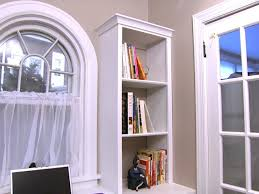 24 Inch Wide White Bookcase by How To Build A Bookcase How Tos Diy