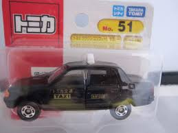 tomica toyota takara tomy tomica toyota crown comfort taxi no51 tomicacity