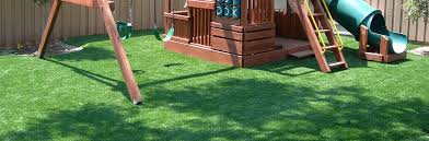 Astro Turf Backyard Playground Turf With Sofpad Underlayment Xgrass