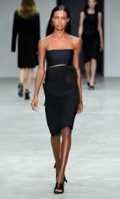 mercedes fashion week york 2014 dkny s runway mercedes fashion week 2014