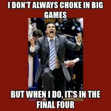 Meme Generator I Don T Always - i don t always choke in big games but when i do it s in the final