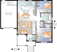 Cottages And Bungalows House Plans by Plan 22331dr Weathertight 2 Bedroom Bungalow Bungalow