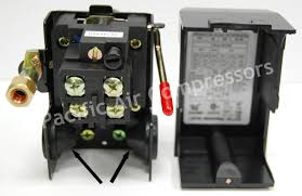 schulz pressure switch 95 psi on 125 psi off single port unloader