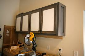 how to build garage cabinets from scratch ana white garage storage cabinet diy projects