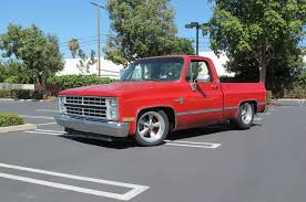 Classic Chevy Trucks 80s - trim and brightwork for an aged 1985 chevrolet c10 rod network