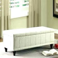 Padded Storage Bench Upholstered Storage Bench Ikea Probeta Info