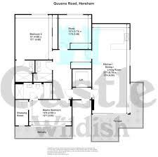 Walton House Floor Plan by Apartment Flat 15 Cavendish House 9 11 Queens Road Hersham
