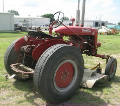 farmall super a tractor item j2770 sold august 17 vehic