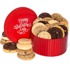 valentines gift s day cookie gift box by gourmetgiftbaskets