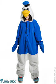 donald costume costume kigurumi donald duck shop online on livemaster with shipping