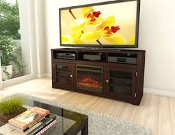 Electric Fireplace Tv by Top 3 Electric Fireplace Tv Stands
