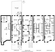 Brooklyn Brownstone Floor Plans Brooklyn Homes For Sale In Bed Stuy At 125 Halsey Street Brownstoner