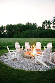 Rock Firepit Firepit Ideas It Has A Basic Rock Pit You Could Buy These