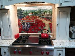 uncategorized beautiful modern kitchen murals design with wall