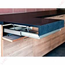 plan de travail escamotable cuisine ferrure pour plan de travail escamotable accessoires de cuisines