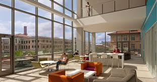 university at hackerman building co architects