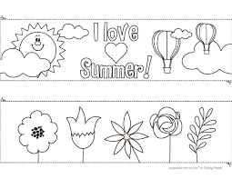 fun kids coloring pages kids coloring page windsock craft the pinning mama