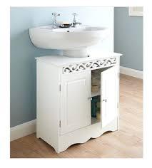 sinks under pedestal sink storage unit ideas bathroom pedestal
